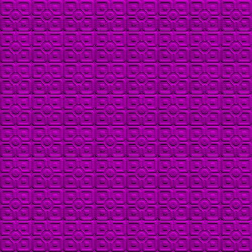 Violet Wall Pattern