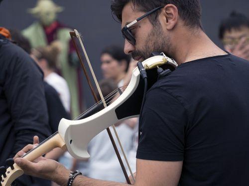 violin violinist musician