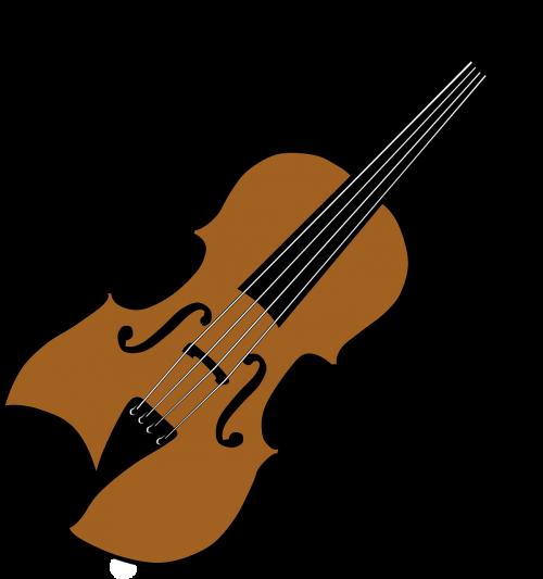 violin fiddle stringed instrument