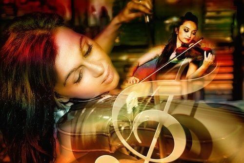 violin  music  composing
