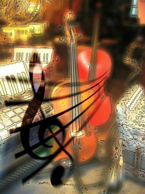violin sale clef