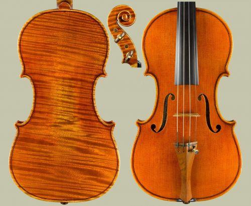 violin italian instrument