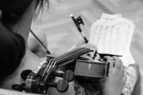 violin music notenblatt