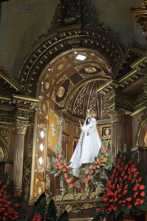virgin religion churches