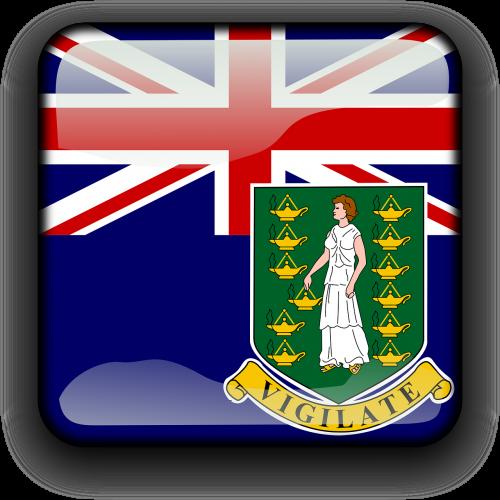 virgin islands flag british