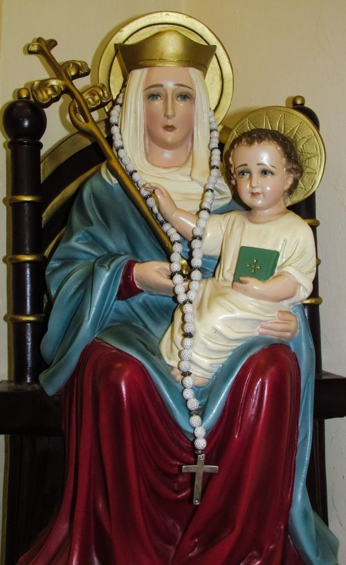 virgin mary jesus christ madonna