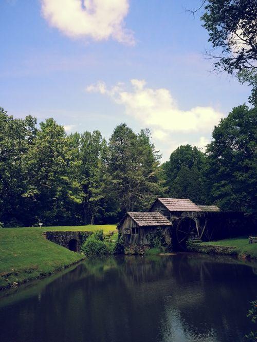 virginia mill pond