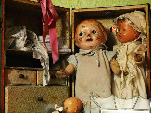 virginia beach virginia forgotten dolls