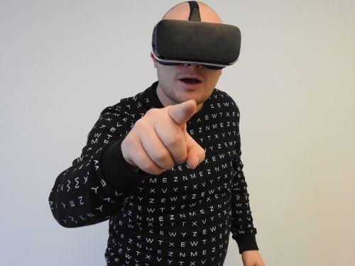 virtual reality oculus technology