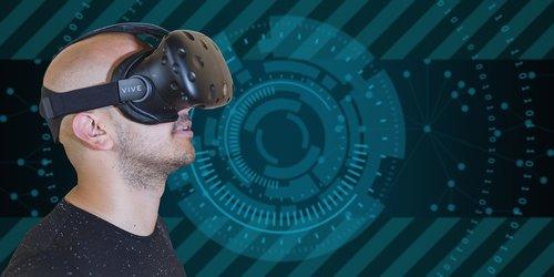 virtual reality  network  technology