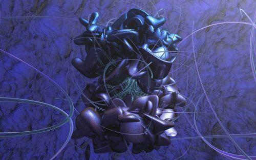 virus cell organisam