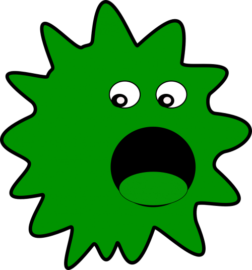 virus vermin germs
