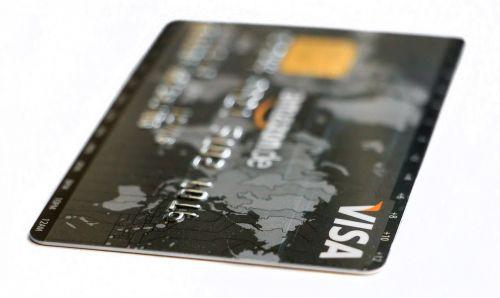 visa credit card credit