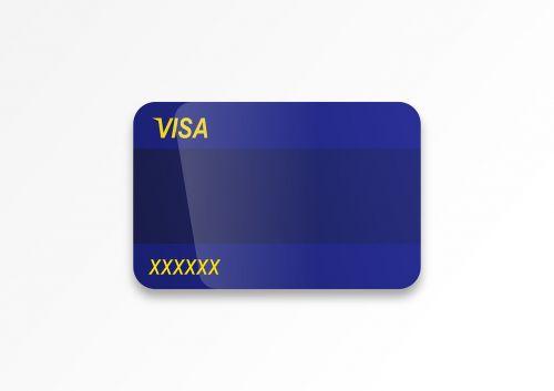 visa card visa card