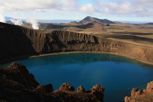 viti crater krafla
