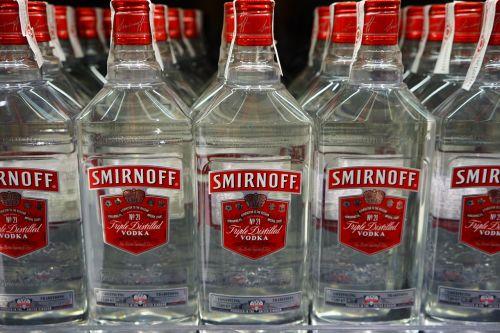 vodka smirnoff spirit