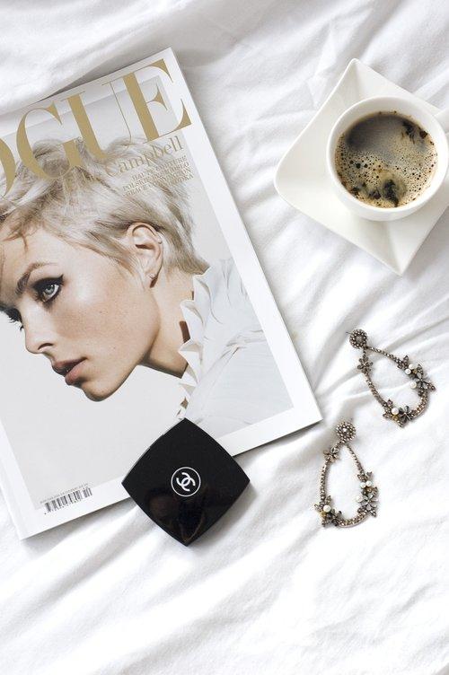 vogue  magazine  fashion