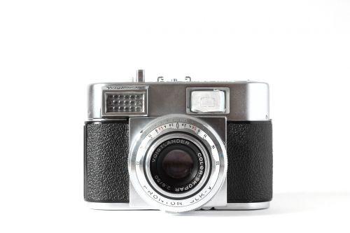 voigtlander camera analog