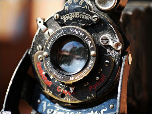 voigtländer cameras old