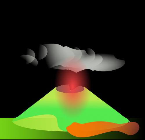 volcano mountain mount etna