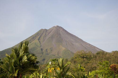 volcano nature costa rica