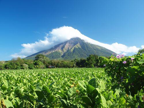 volcano nicaragua concepcion