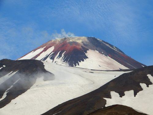 volcano nipple mountain