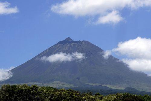 volcano terceira azores