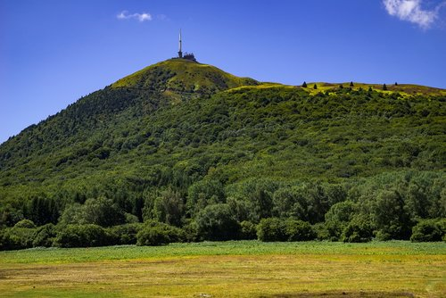 volcano  mountain  mount