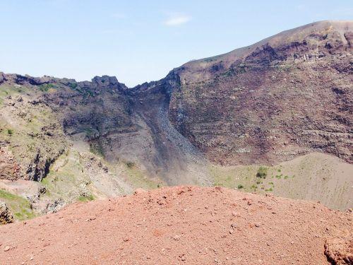 volcano italy mountain