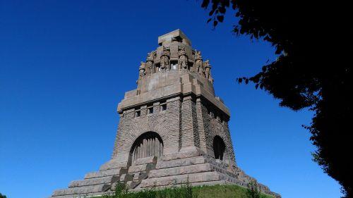 völkerschlachtdenkmal leipzig architecture