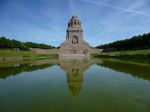 völkerschlachtdenkmal leipzig building