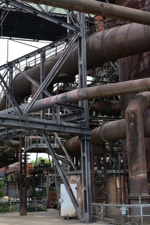 völklingen  world heritage  heavy industry