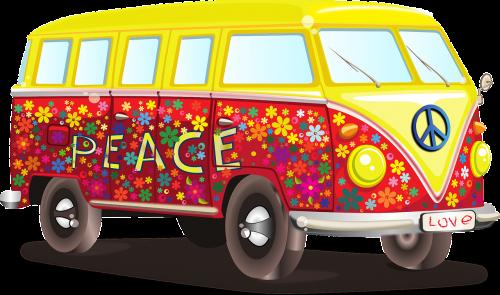 volkswagen car bus