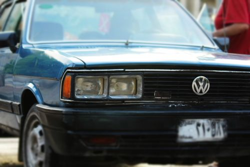 volkswagen vehicle vintage