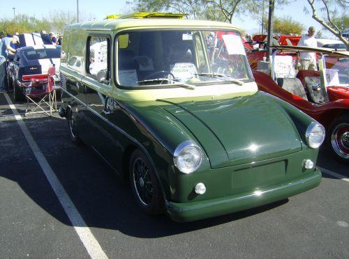 Volkswagen Typ 147 Kleinlieferwagen