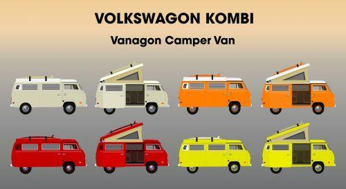 Volkswagen Vanagon Camper Vans