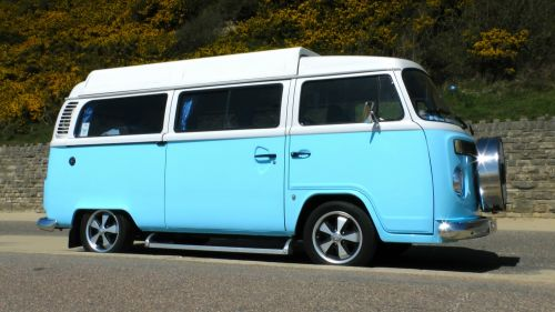 Volkswagen VW Camper Van
