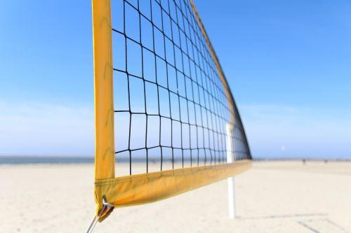 volleyball beach beach volleyball