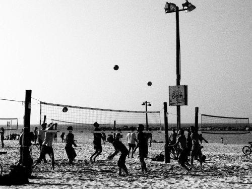 volleyball beach volley beach