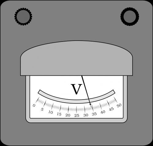volt meter electric
