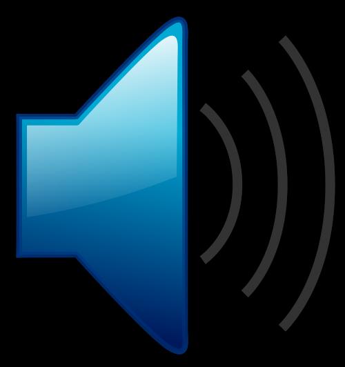 volume sound loud