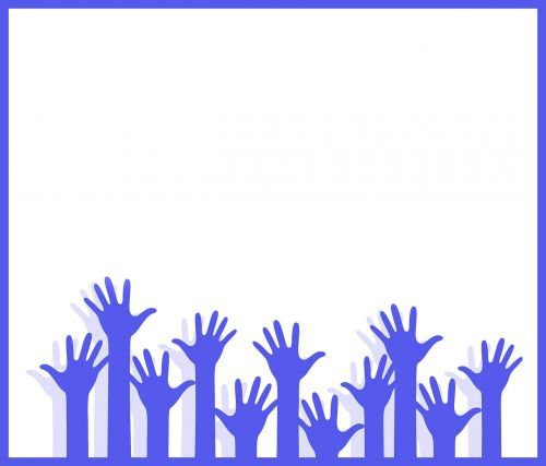 volunteer volunteering hands