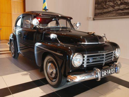 volvo 1952 car