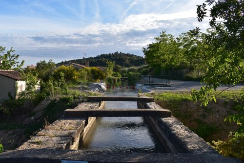 volx provence irrigation
