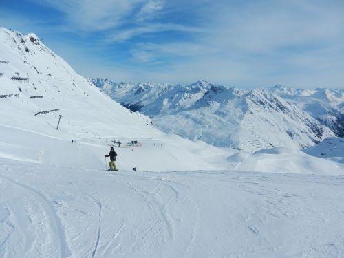vorarlberg skiing outlook