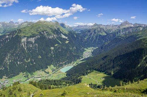 vorarlberg  austria  montafon