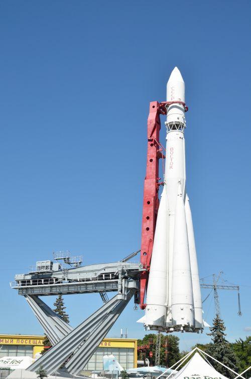 Vostok Carrier Rocket