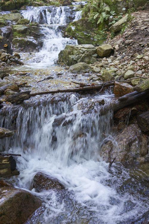 vrútky ferrata water