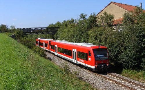 vt 650 hermaringen brenz railway